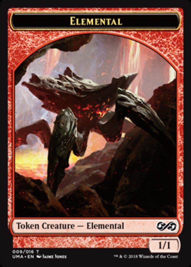 Elemental Token (009)
