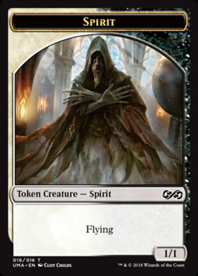 Spirit Token (016)