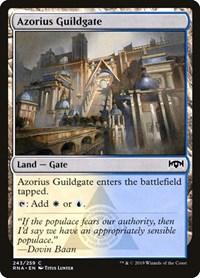 Azorius Guildgate (243)