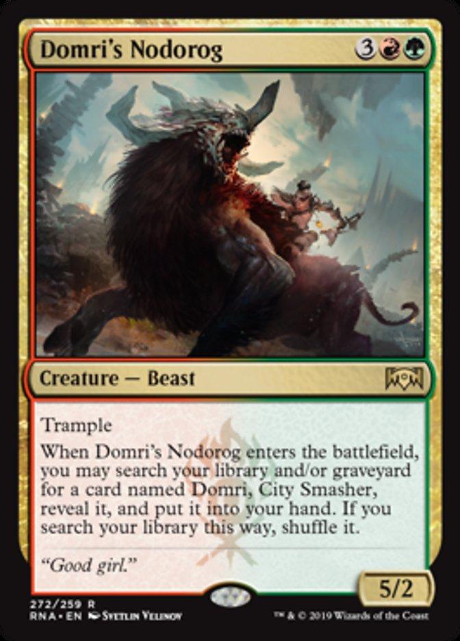 Domri's Nodorog