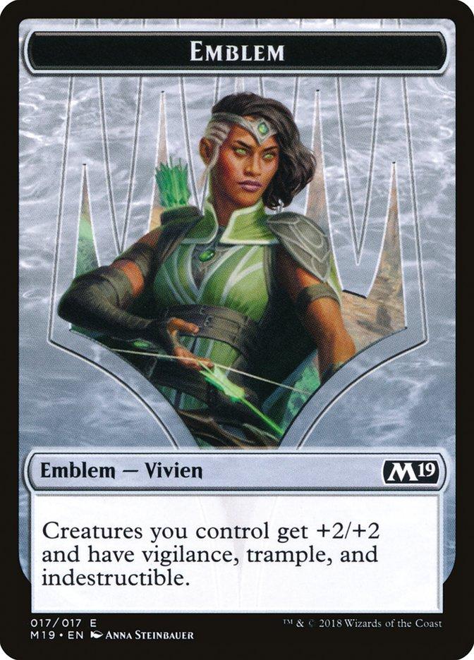 Emblem - Vivien Reid