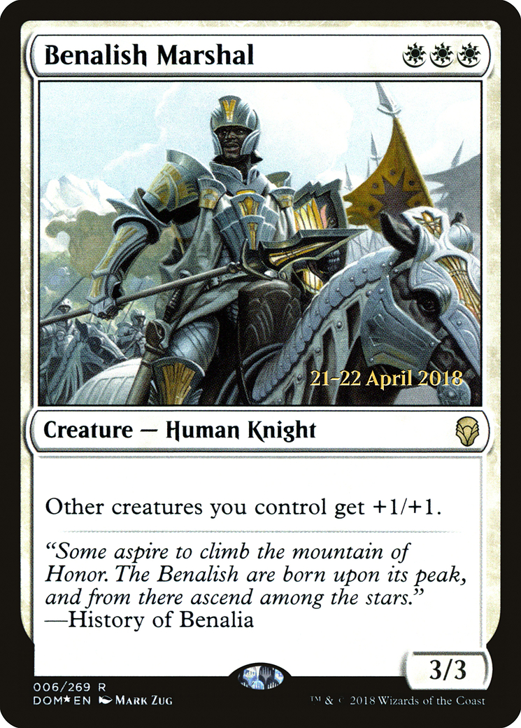 Benalish Marshal