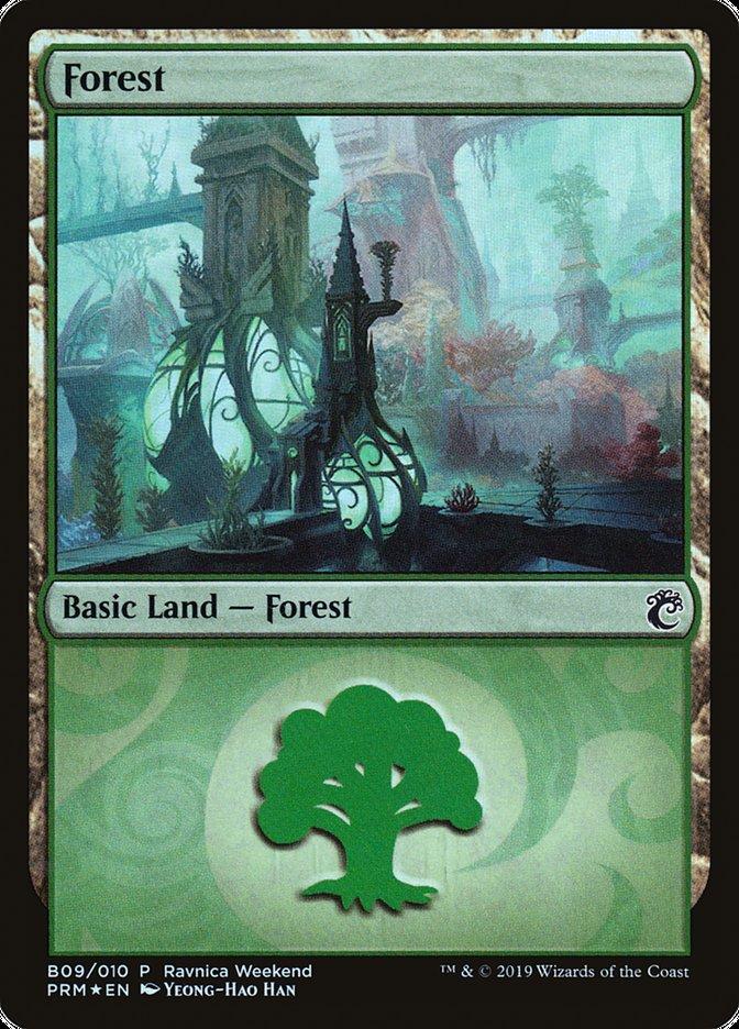 Forest - Simic (B09)