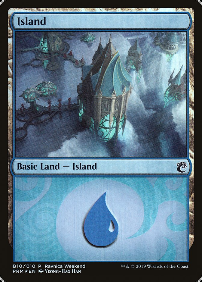 Island - Simic (B10)