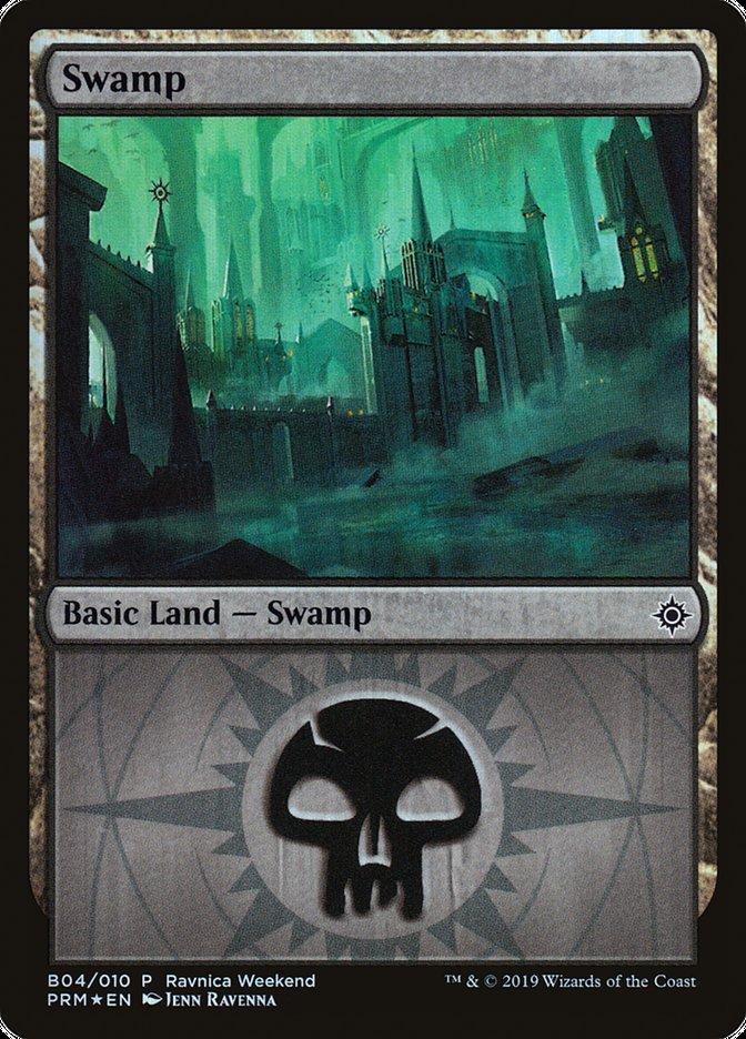 Swamp - Orzhov (B04)