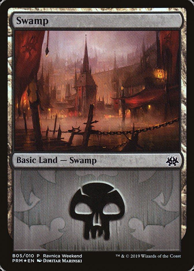 Swamp - Rakdos (B05)