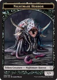 Nightmare Horror Token