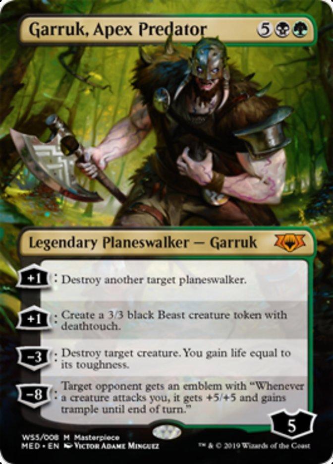 Garruk, Apex Predator