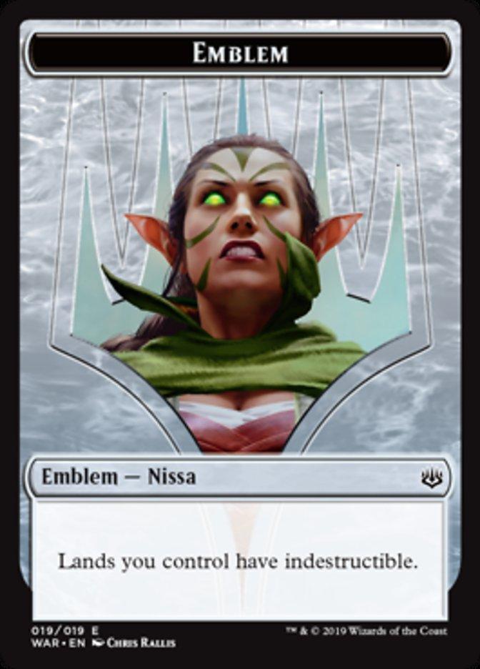 Emblem - Nissa, Who Shakes the World
