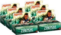 Battle for Zendikar - Booster Box Case (6 boxes)