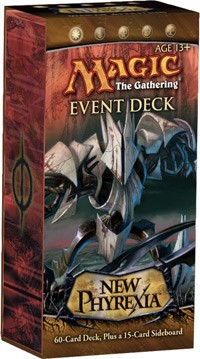 New Phyrexia - Event Deck - War of Attrition