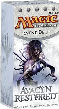 Avacyn Restored - Event Deck - Death's Encroach