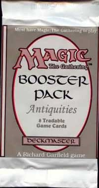 Antiquities - Booster Pack