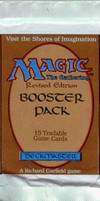 Revised Edition - Booster Pack