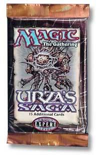 Urza's Saga - Booster Pack