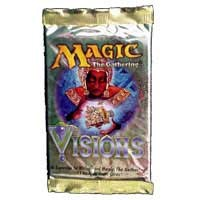 Visions - Booster Pack