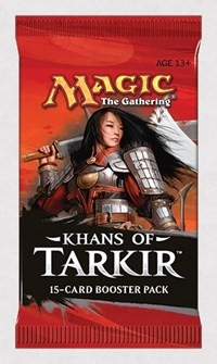 Khans of Tarkir - Booster Pack