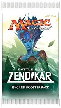 Battle for Zendikar - Booster Pack