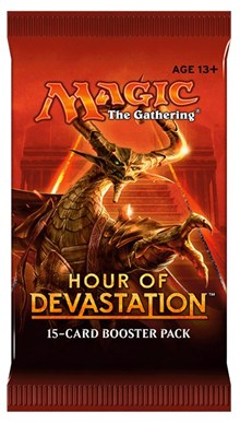 Hour of Devastation - Booster Pack