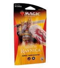 Guilds of Ravnica - Themed Booster Pack [Boros]
