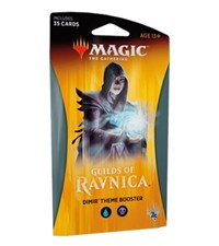 Guilds of Ravnica - Themed Booster Pack [Dimir]