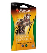 Guilds of Ravnica - Themed Booster Pack [Golgari]