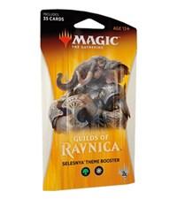 Guilds of Ravnica - Themed Booster Pack [Selesnya]