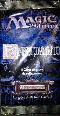 Renaissance - Italian Booster Pack