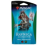 Ravnica Allegiance - Themed Booster Pack [Gruul]