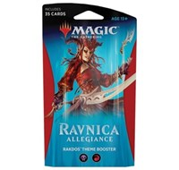 Ravnica Allegiance - Themed Booster Pack [Rakdos]