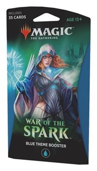 War of the Spark - Theme Booster Pack [Blue]