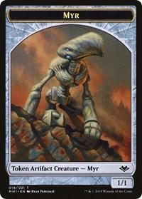 Myr Token (019)
