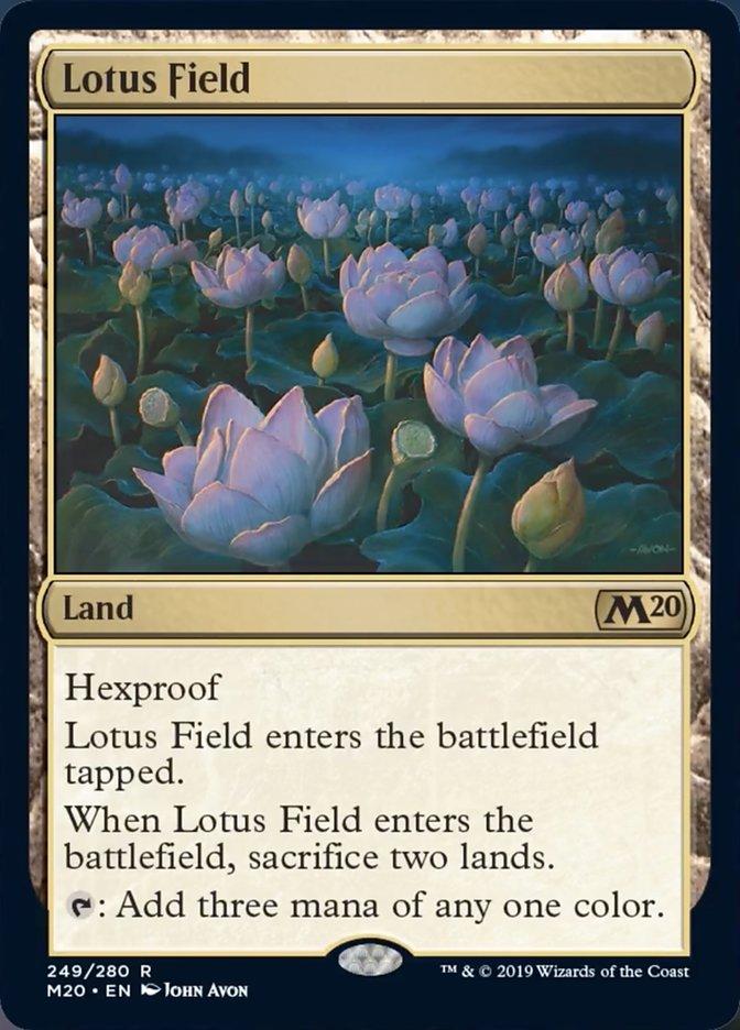 Lotus Field