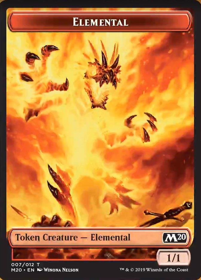 Elemental Token