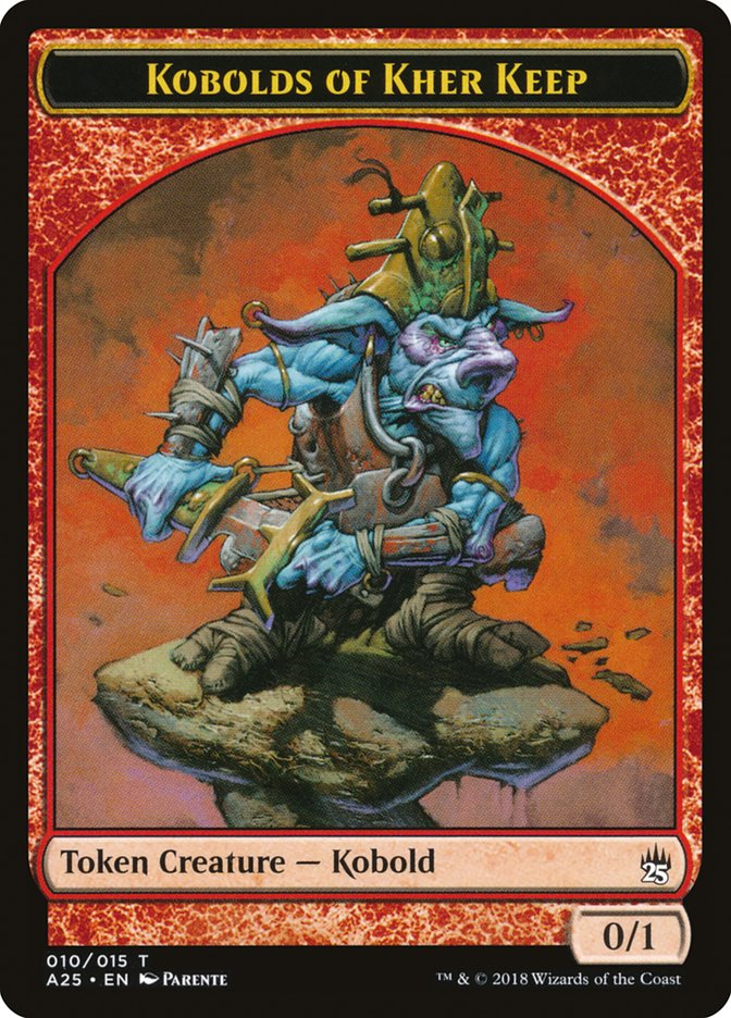 Kobolds of Kher Keep Token (010)