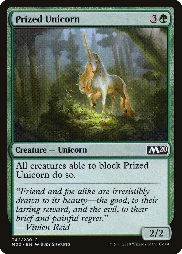 Prized Unicorn