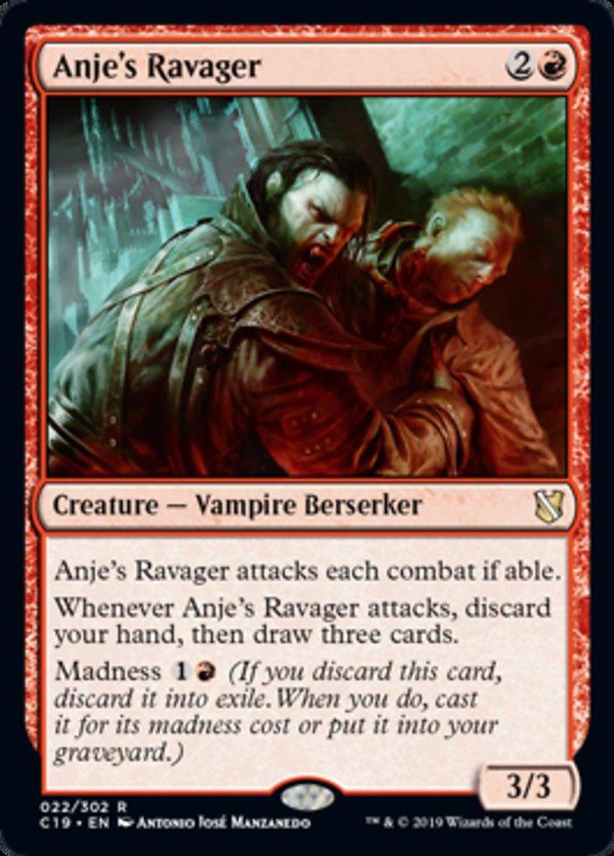 Anje's Ravager