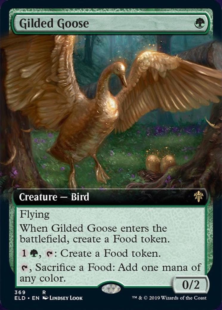 Gilded Goose (Extended Art)