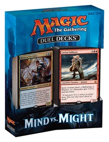 Duel Decks Mind Vs Might Box Set Seal 17 48 From