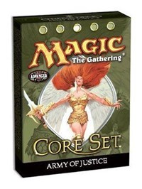 9th Edition Theme Deck - Army of Justice