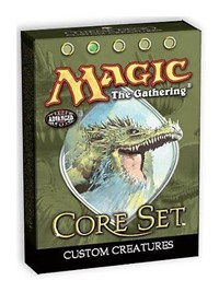 9th Edition Theme Deck - Custom Creatures