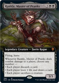 Rankle, Master of Pranks (Extended Art)