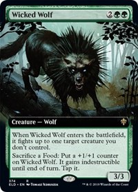 Wicked Wolf (Extended Art)