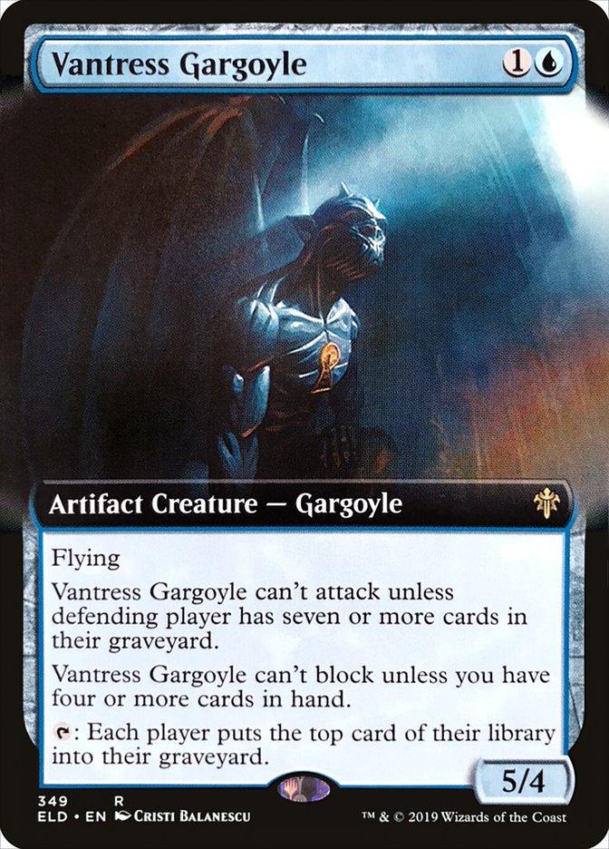 Vantress Gargoyle (Extended Art)