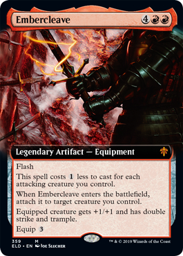 Embercleave (Extended Art)