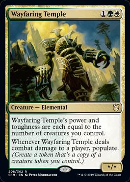 Wayfaring Temple