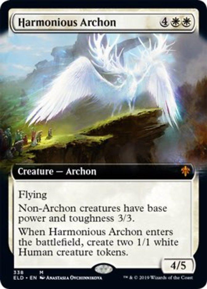 Harmonious Archon (Extended Art)