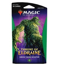 Throne of Eldraine - Theme Booster Pack [Green]
