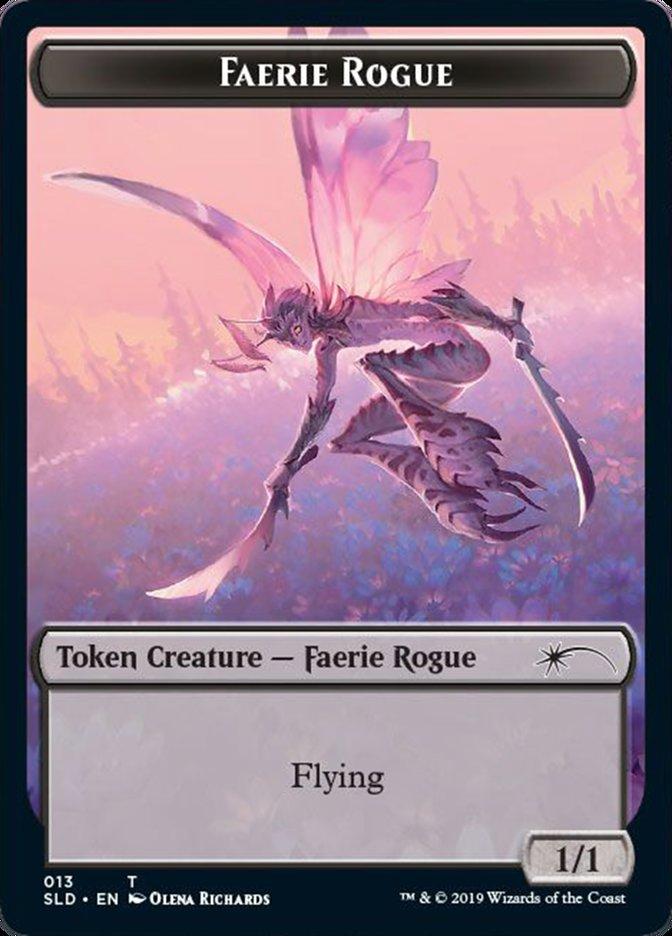 Faerie Rogue Token (013)
