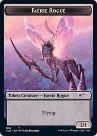 Faerie Rogue Token (014)